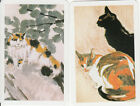 Genuine Swap/Playing Card - 2 SINGLE- PIATNIK CATS !