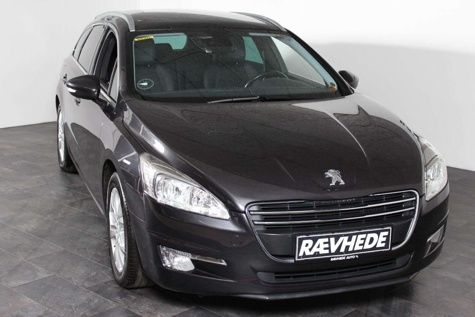 Peugeot 508 2,0 HDi 163 Allure SW