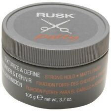 Rusk Putty Texturize & Define - Strong Hold Matte Finish 3.7 oz