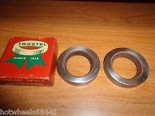NOS 1933-1954 Chevrolet 1937-40 Sedan Delivery Rear Wheel Axle Oil Grease Seals