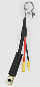 DEKA//EAST PENN QUICK CONNECT BATTERY HARNESS REPAIR SPLICE KIT TOP ONE 4 GAUGE