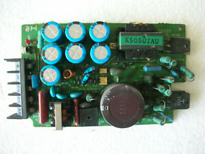 Kimoto-186-s-5K037-Board-K505TAU-8838-C3306-83-004-AC-Hergestellt-IN-Japan