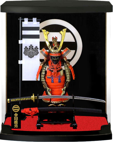Maquette Antique Armure de Samurai  Import Direct du Japon