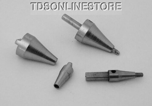 Hourglass Mandrel Set For Conetastic Wire Wrapping Tool