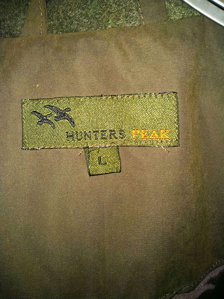 Jagttøj, Hunter