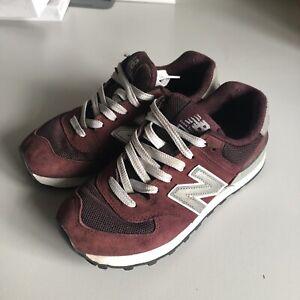 new balance womens shoes maroon