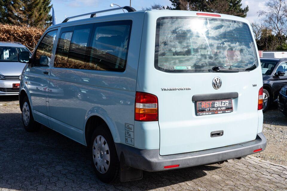 VW Transporter 1,9 TDi 85 9prs, Diesel, årg. 2005