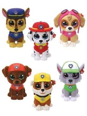 Creativo Ty Mini Boos-collectibles-paw Patrol-