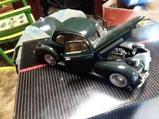 Motor Max 73247WB Green 1//24 Scale Diecast Model Toy Car 1939 Chevy Coupe