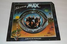 Take It To The Max~The Max Demian Band~RCA AFL1-3273~PROMO~FAST SHIPPING