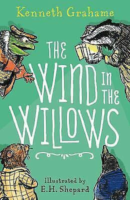 1 of 1 - Grahame, Kenneth, The Wind in the Willows, Very Good Book