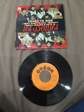 45t The Beatles - Ticket To Ride - SOE 3766
