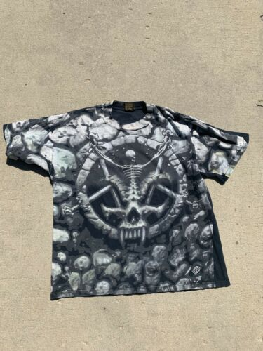 1994 Slayer Shirt By Brockum