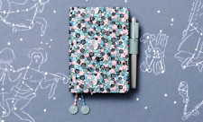 Hobonichi Techo 2014 Cover Only Mina Perhonen Skyful Blue Mix A6 For Planner