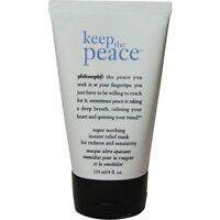 Sealed Philosophy Keep The Peace Super Soothing Instant Relief Mask 4 Oz