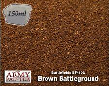 The Army Painter BNIB Battlefields: Brown Battleground basing