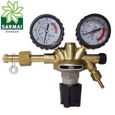 RIDUTTORE DI PRESSIONE ANIDRIDE CARBONICA CO2 ARGON 230 bar SALDATURA MIG TIG
