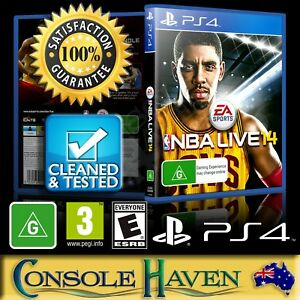 PS4-Game-NBA-Live-14-2014-G-Sports-Basketball-Guaranteed-Cleaned