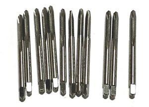 6-40 2 Flute HIGH Speed Steel Spiral Point Plug TAP