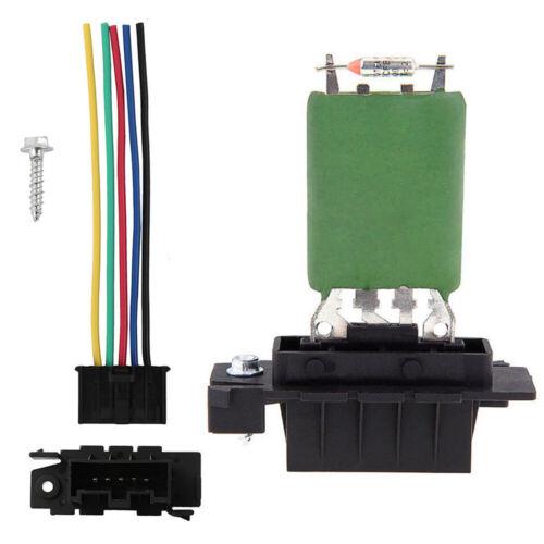 Wiring Harness Loom SUIT Fiat Punto Evo Heater Blower Motor Resistor Connector