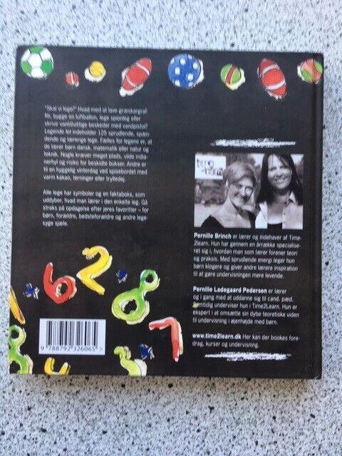 Legende let - Sådan vil børn elske at lære, Pernille Brinch