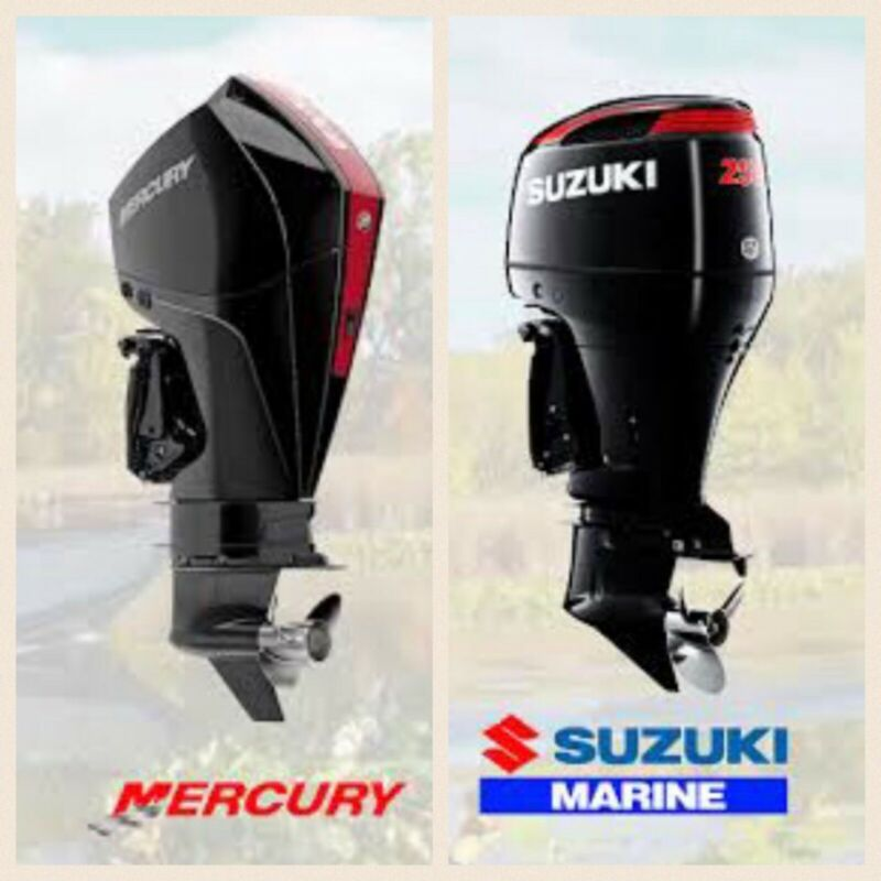 Summer Specials - New Mercury and Suzuki Outboard Motors (Beat any quote)