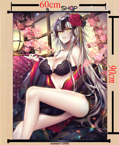 Anime Poster fate//grand order jeanne d/'arc Wall Home Scroll Decor  60*90cm A1
