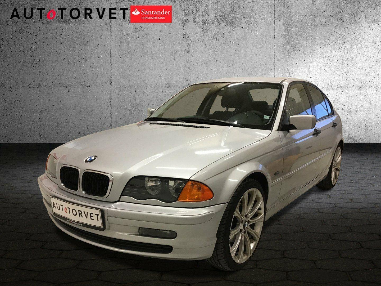 BMW 318i 1,9  4d - 29.700 kr.