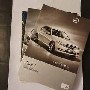 Mercedes-C-Klasse-Betriebsanleitung-Classe-C-Notice-d-039-utilisatio-franzoesisch