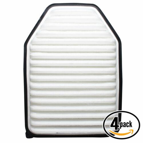 4x filtro aria del motore per 2007-2009 JEEP WRANGLER