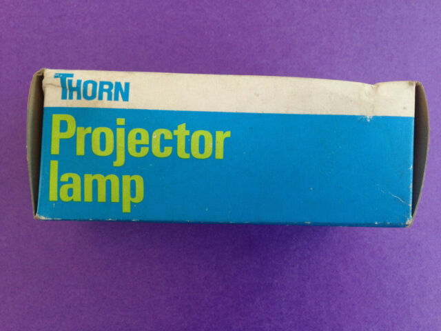 NEW OLD STOCK THORN A1//249 240V 300W PROJECTION LAMP//BULB