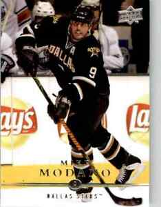2008-09 Upper Deck Mike Modano #133