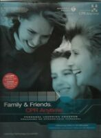 America Heart Association Cpr Anytime Family & Friends Personal Learning Program
