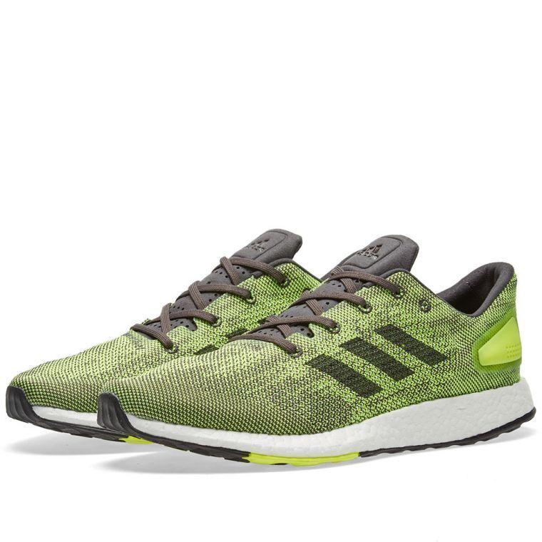 Adidas pureboost dpr n. uomini confezioni 10.5-14 s nero   solargiallo, by8857 nuova  | Eccezionale  | Uomo/Donna Scarpa