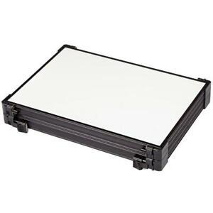 Guru Rive Black Anodised Tray / 30mm or 60mm / Fishing Accessories