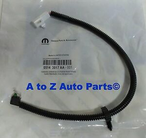 new 2004 2007 jeep liberty rear power liftgate handle 1976 jeep cj7 wiring harness
