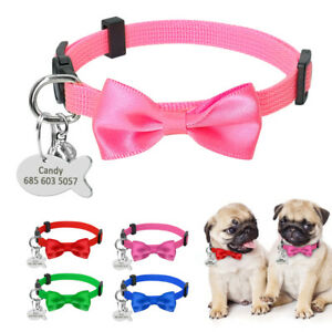 Breakaway-Cat-Collar-Puppy-Collars-with-ID-Tags-for-Pet-Quick-Release-Buckle