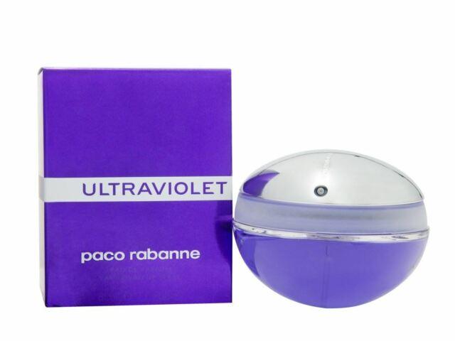 Paco Rabanne Ultraviolet Woman Eau De