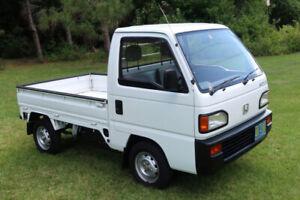 Honda acty 4x4 mini truck