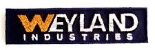 Alien - Weyland Industries - Logo Patch Aufnäher - zum Aufbügeln - neu