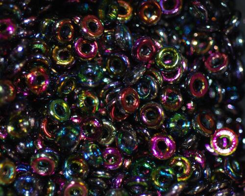 Perlas o beads o bead 1x4mm geniales selector de color Packet á 50 trozo bacatus *