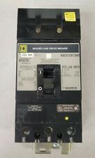 Square D Ka36225 225 Amp 600 Volt 3 Pole Circuit Breaker