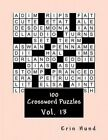 100 Crossword Puzzles Vol. 13 by Erin Hund (Paperback / softback, 2014)