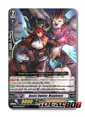 ASSIST OWLNER CARDFIGHT VANGUARD CARD MAIGHNEIS G-BT09//057EN C