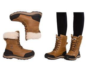 d6caa9e69a4 Authentic UGG Brand Women's Shoes Waterproof Adirondack III Snow ...
