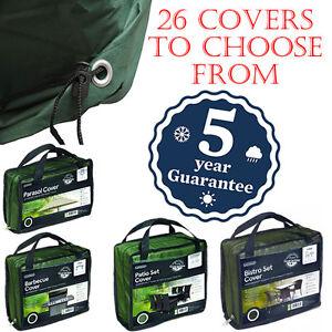 Gardman Deluxe Green Patio Furniture Covers 26 Varieties