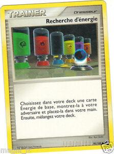 Pokemon-n-90-100-Trainer-Recherche-d-039-energie