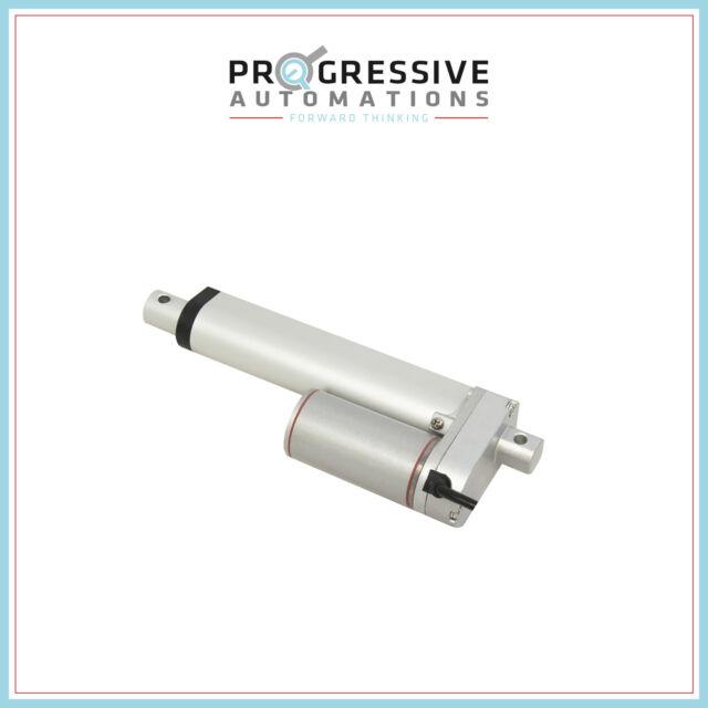 "Track Linear Actuator 40/"" stroke 900 lbs 12 VDC   Progressive Automations"