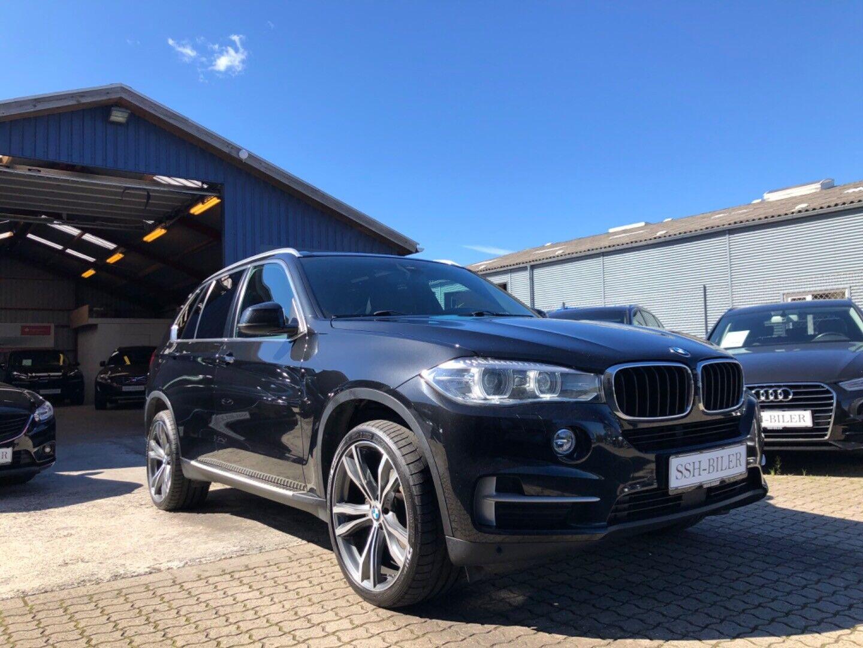 BMW X5 3,0 xDrive30d aut. 5d - 529.000 kr.