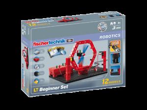 Kit de construcción - Fischertechnik LT BEGINNER SET, Robótica educativa,